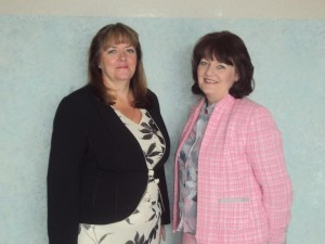 L_R Development experts Donna Stewart and Tricia Clewett, Owners and Directors of Clearer Thoughts